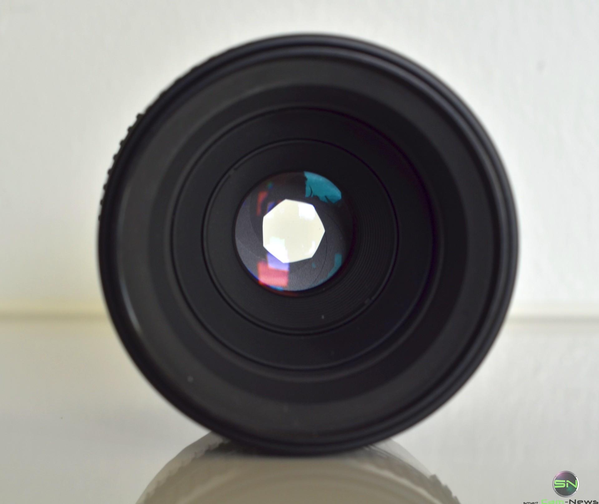Das fotografische 1 Mal 1 – Die Blende