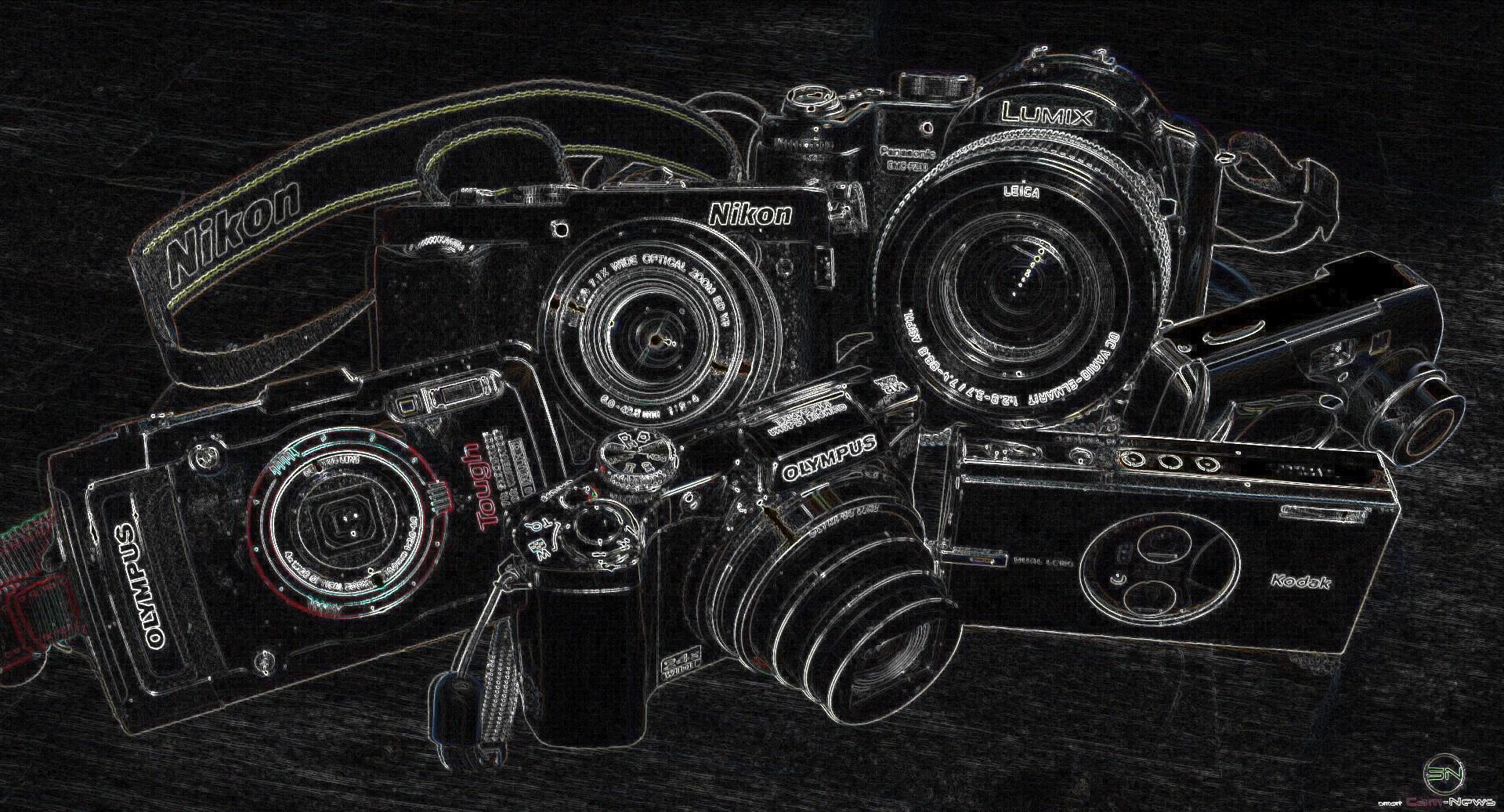 Das fotografische 1 mal 1 (Teil 1) – welche Kamera