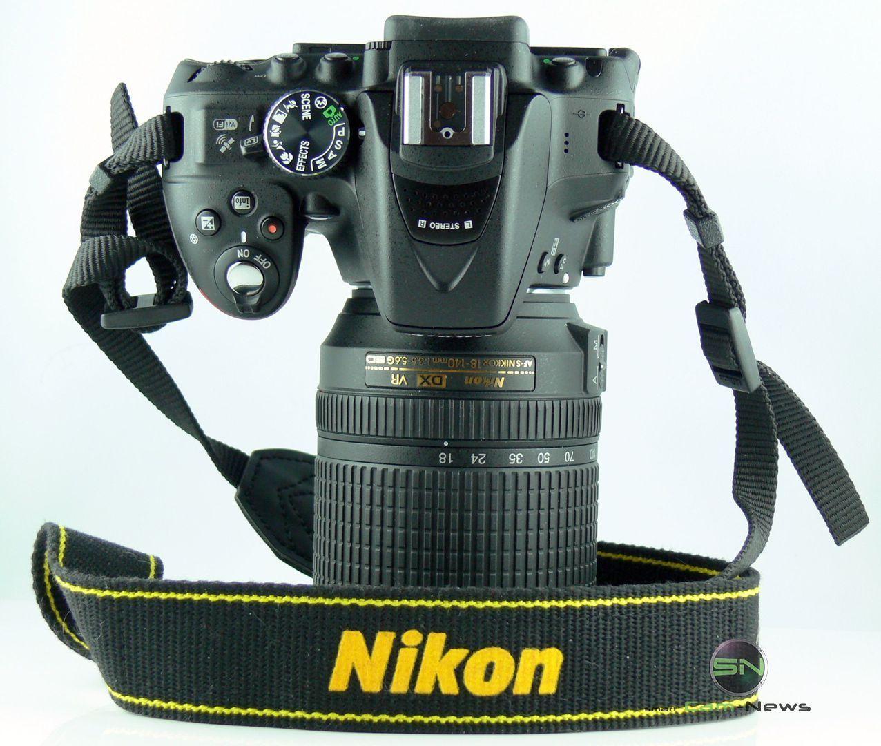 Nikon D5300 – soviel DSLR wie bei einer Großen