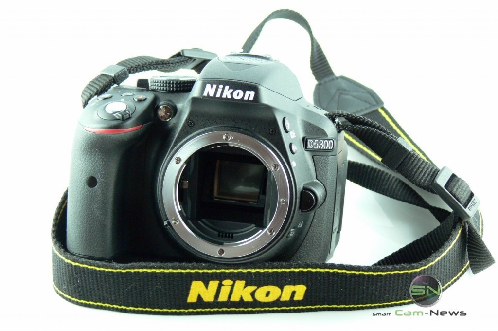 Nikon D5300 - Body - smartcamNews