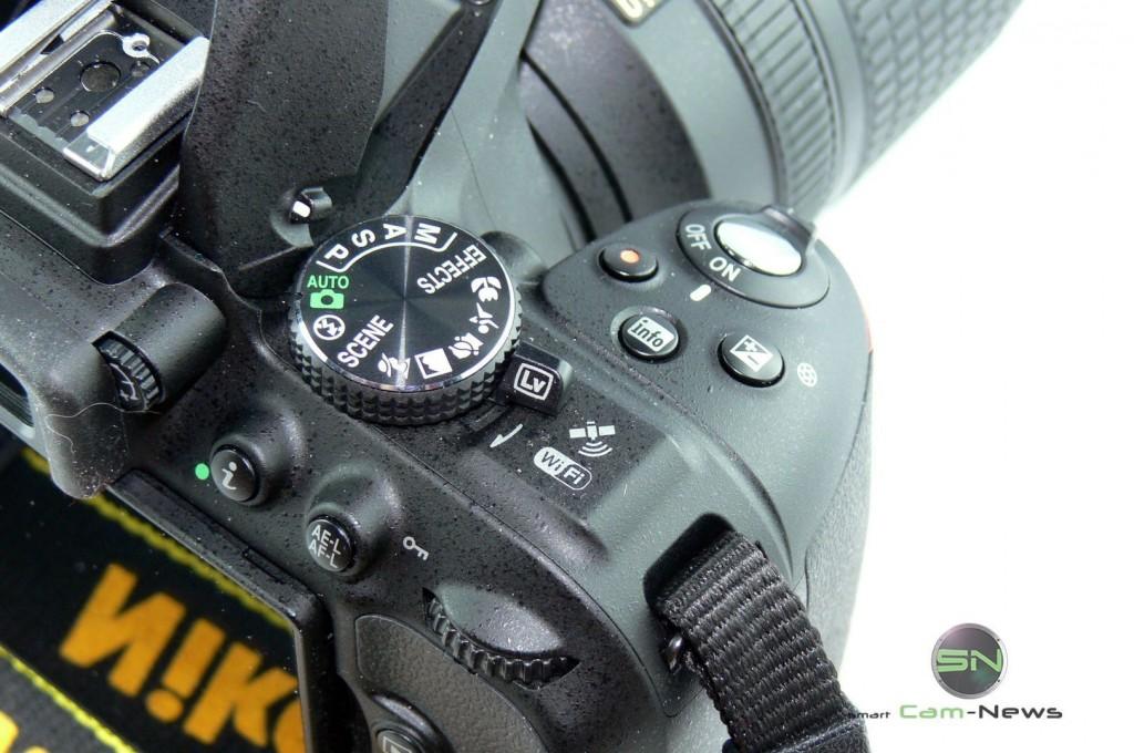 Nikon D5300 - Funktionsrad - SmartCamNews