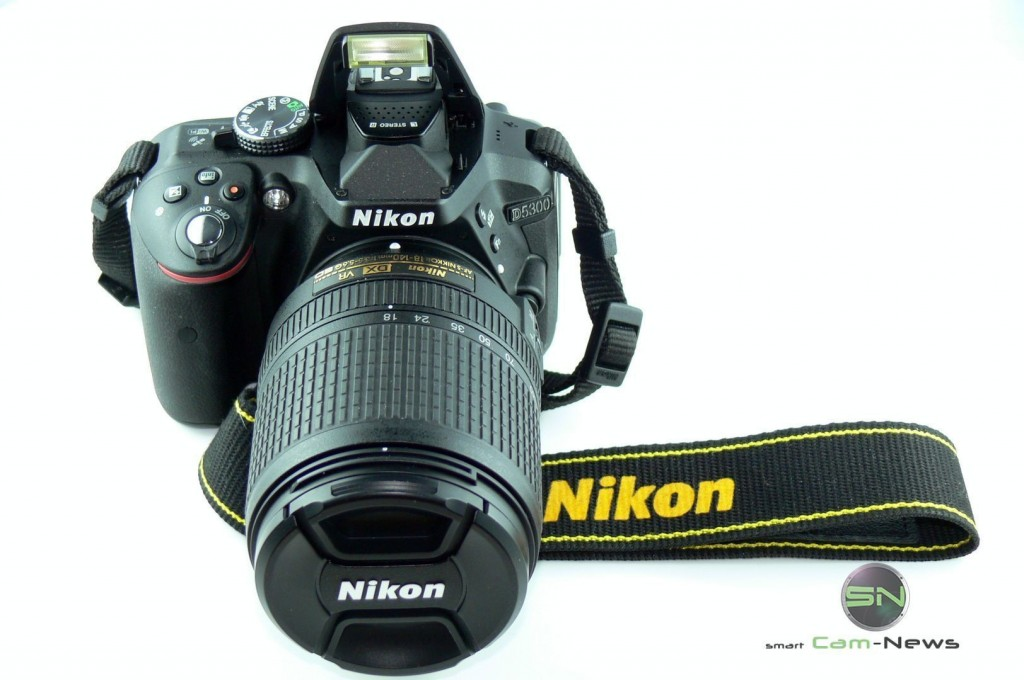 Nikon D5300 - Klappblitz - SmartCamNews