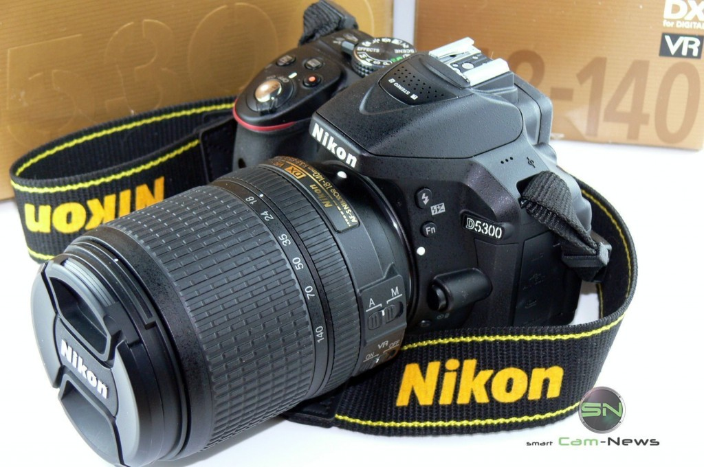 Nikon D5300 - Unboxing - SmartCamNews