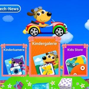 Samsung Galaxy Tab 3 Kids -Kinderoberfläche - smart-tech-news