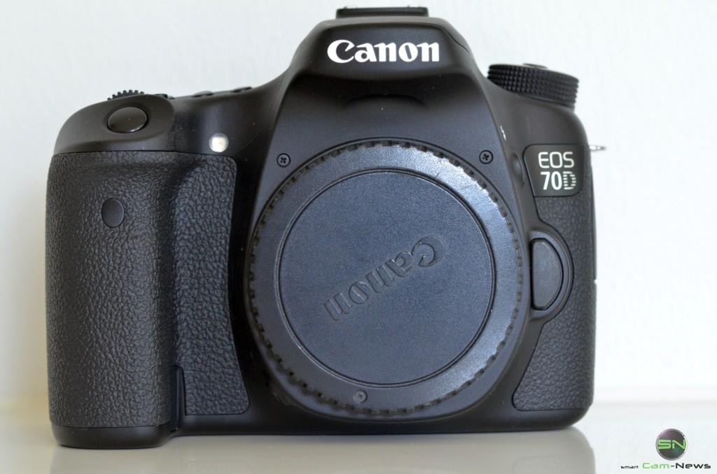 Canon EOS 70D - Front - smartcamnews.eu