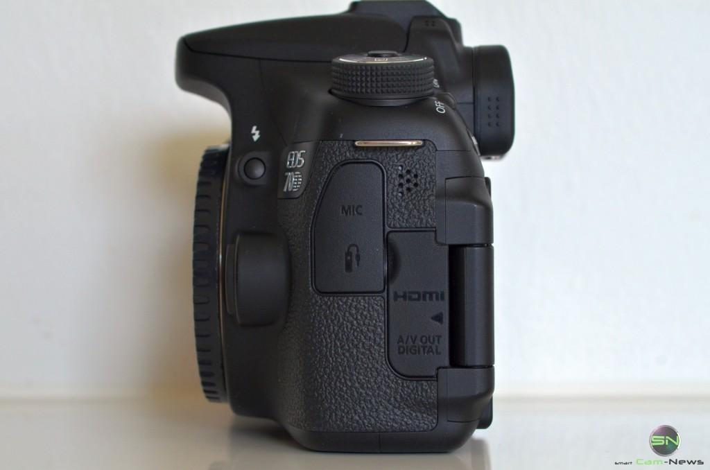 Canon EOS 70D - Anschlüsse - smartcamnews.eu