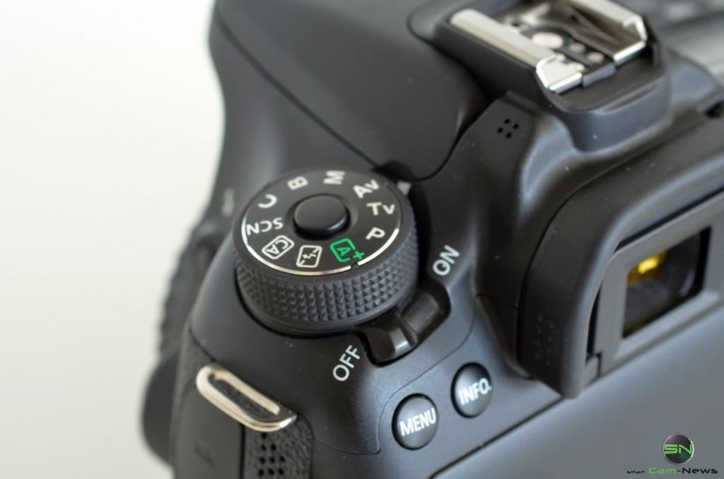 Canon EOS 70D - Einstellrad - smartcamnews.eu