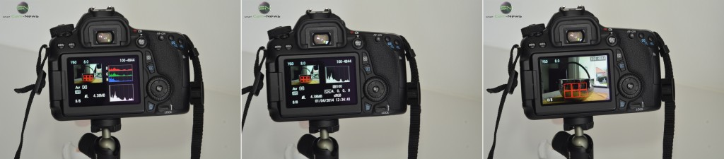 Canon EOS 70D - Kontrolldisplay - smartcamnews.eu