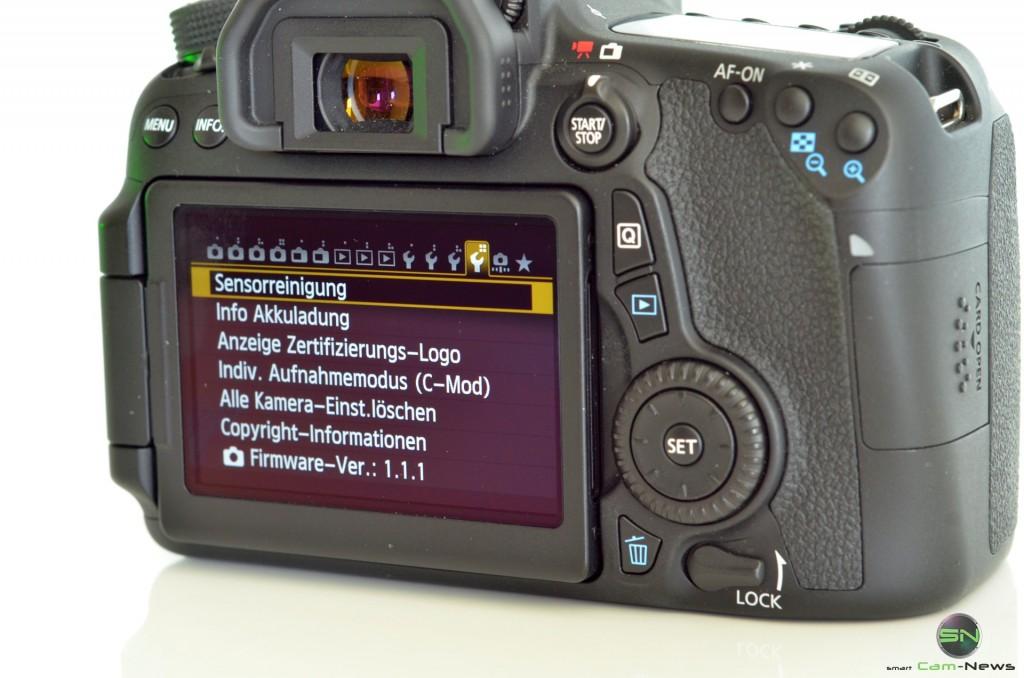 Canon EOS 70D - Display - smartcamnews.eu