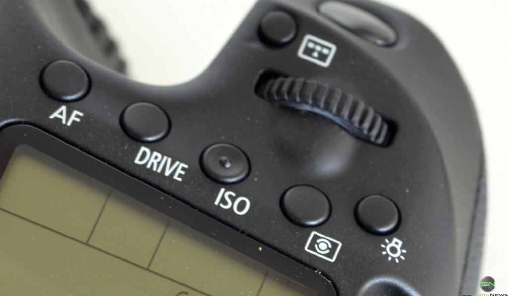 Canon EOS 70D - Bedienknöpfe - smartcamnews.eu
