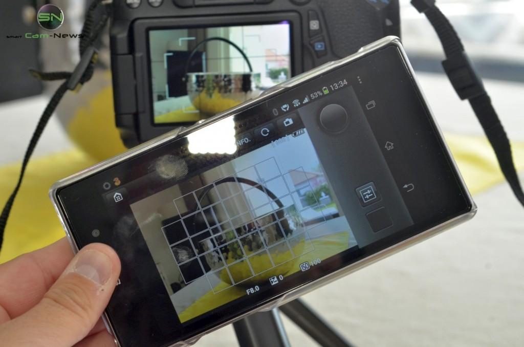 Canon EOS 70D - Smartphone - smartcamnews.eu