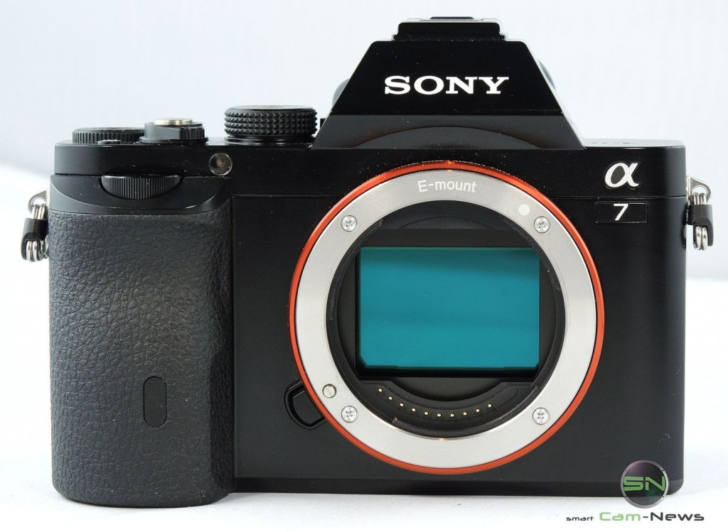 35mm Voll Format Sensor - Sony Alpha 7 - SmartCamNews