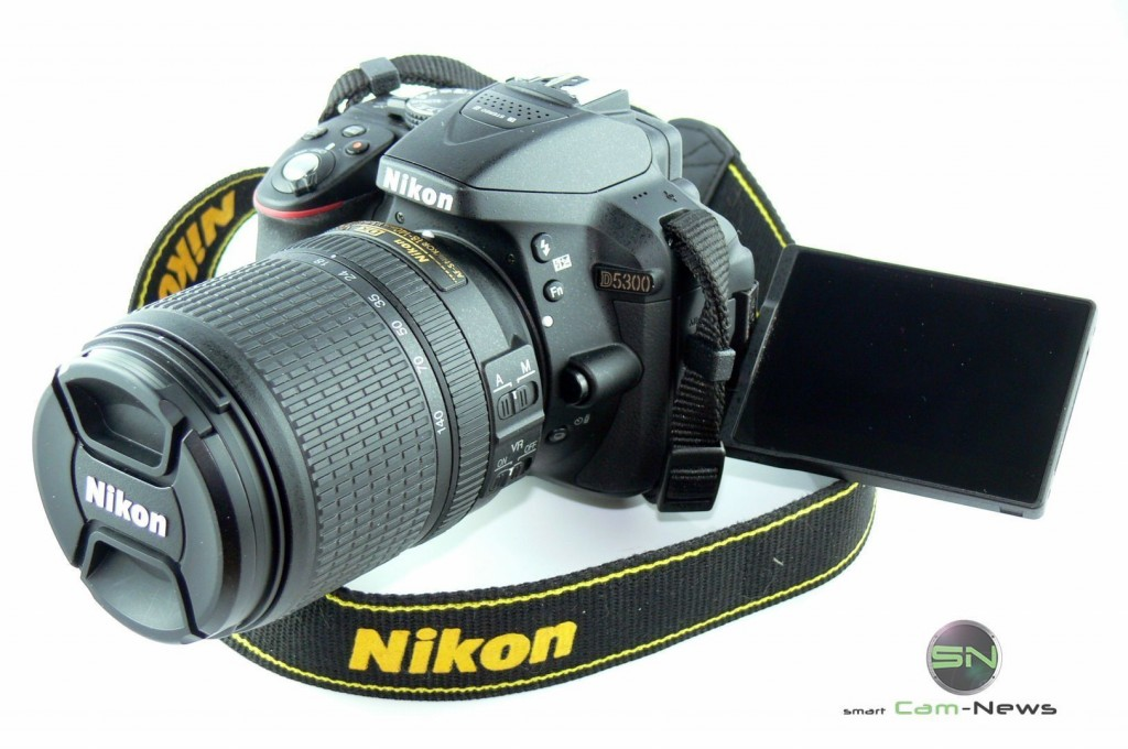 Nikon D5300 - Selbstportrait - SmartCamNews