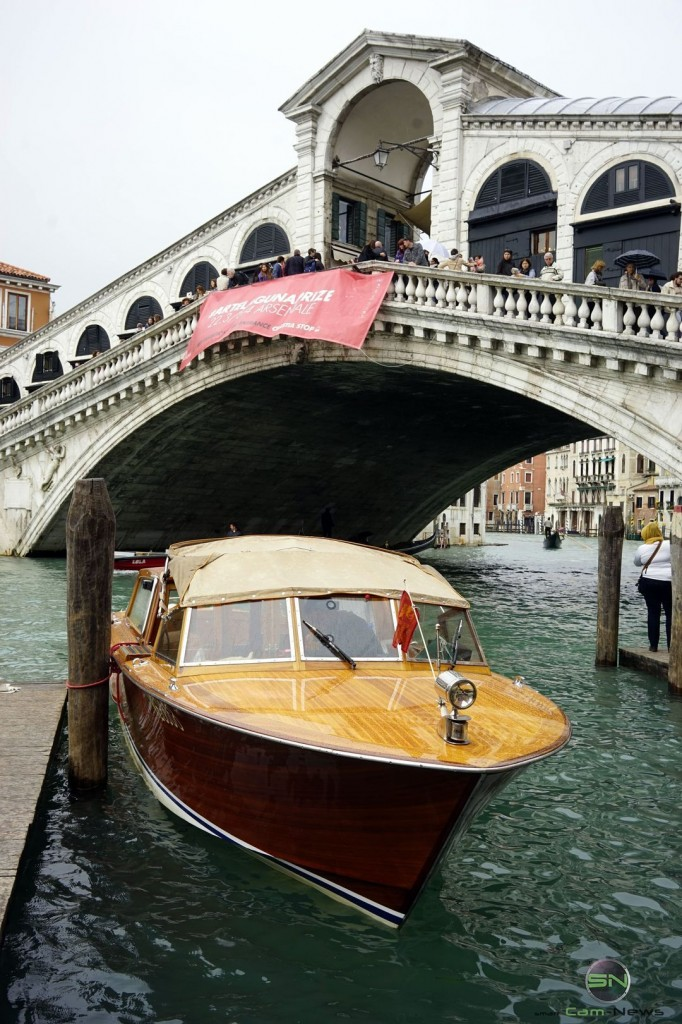 Weekend Boat in Venedig - Sony Alpha 7 - SmartCamNews