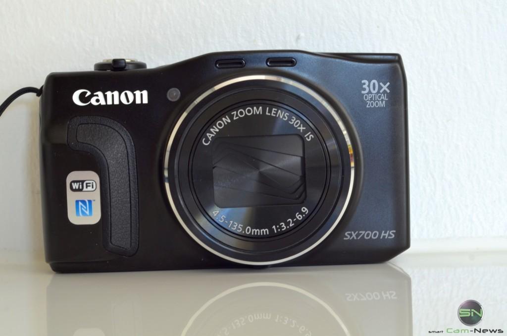 Frontansicht - Canon SX700