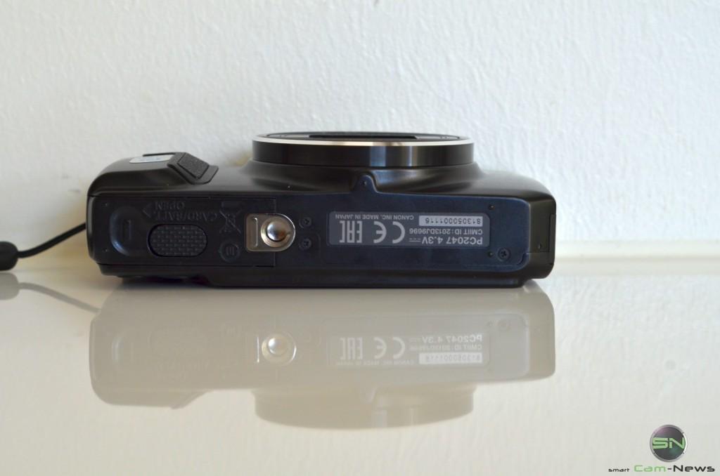 Ansicht unten - Canon SX700