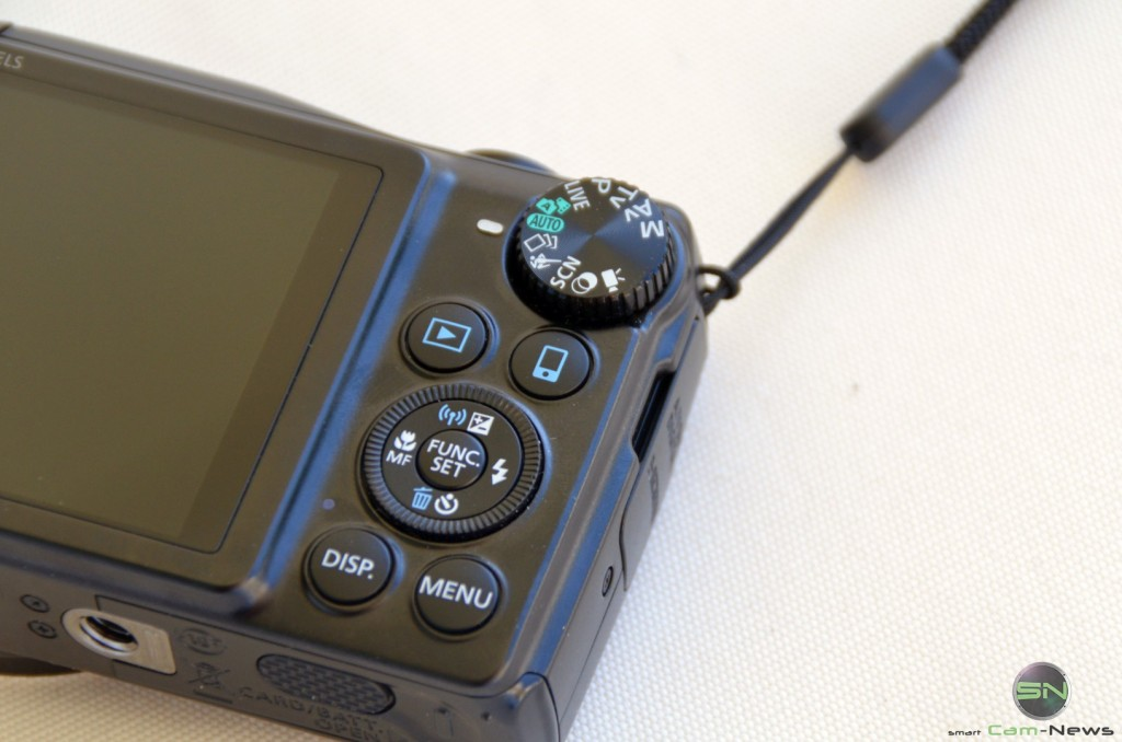 Steuereinheit - Canon SX700