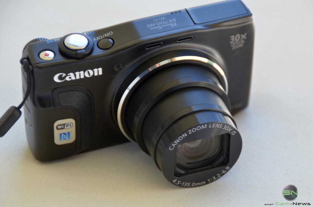 Objektiv - Canon SX700