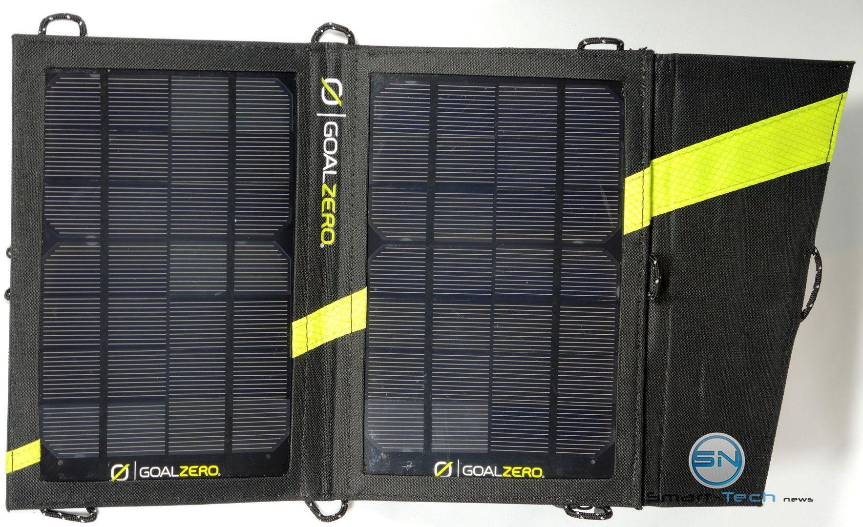 Solar Elite Guide 10 Plus Adventure Kit von GoalZero