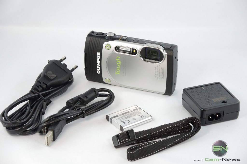Unboxing Olympus TG 850 - SmartCamNews