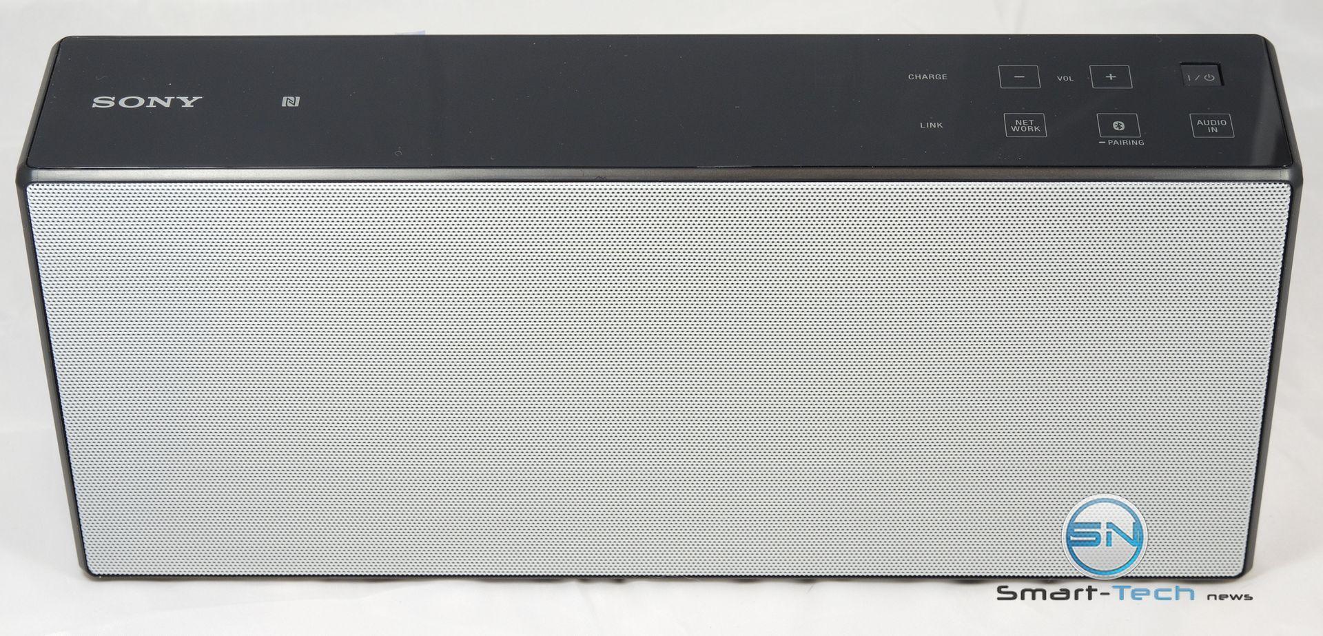 Sony SRS X7 – Multifunktionelles Verbindungsgenie – Soundbox