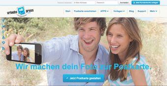 Grusskarten Webpage - SmartTechNews