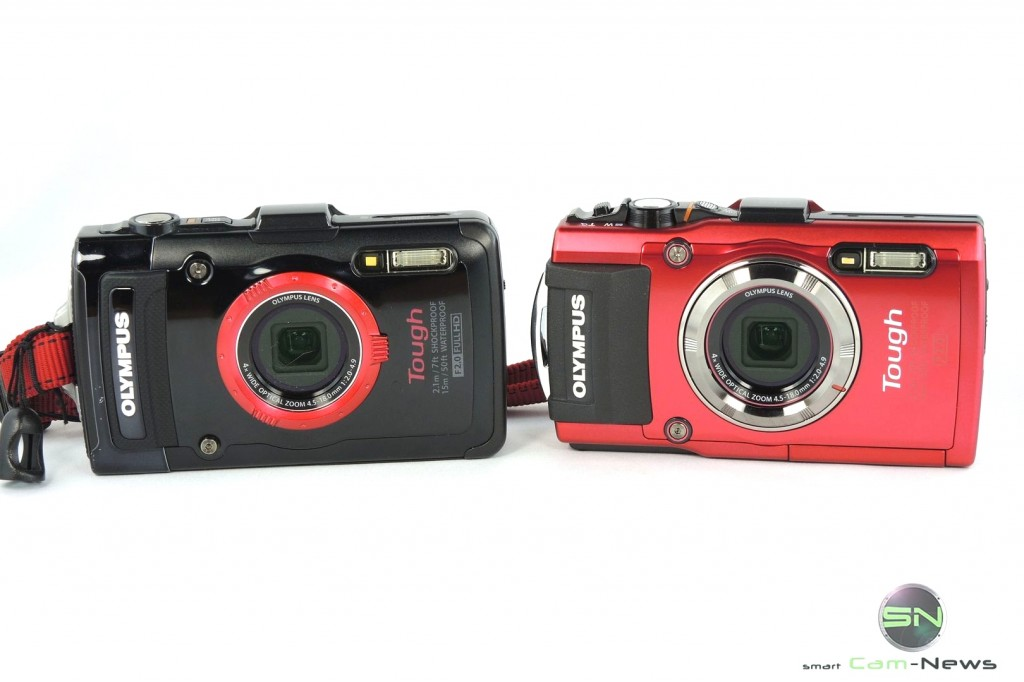 Olympus TG 2 vs TG 3 - SmartCamNews
