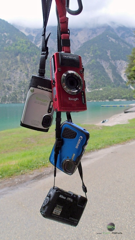 Outdoor Kamera - Olympus, Nikon, Canon Outdoor - Achensee - Tirol - SmartCamNews