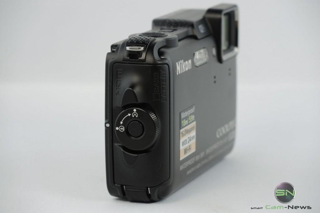 Verschluss - Nikon AW120 - SmartCamNews