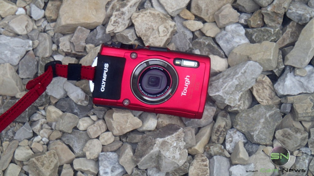 in Action - Olympus TG 3 - SmartCamNews