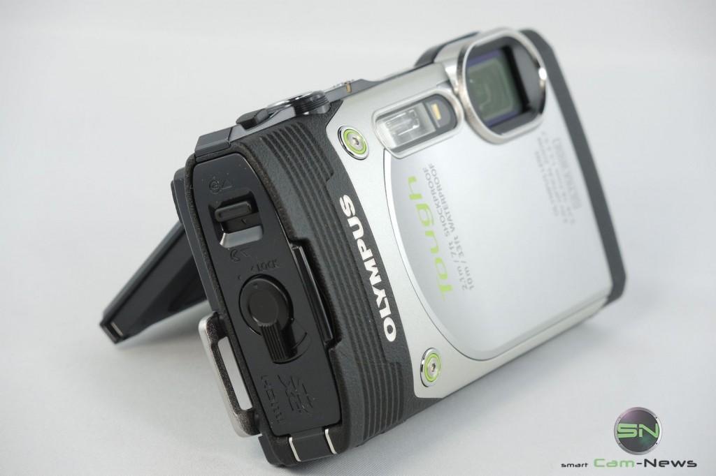 Verschluss - Olympus TG 850 - SmartCamNews