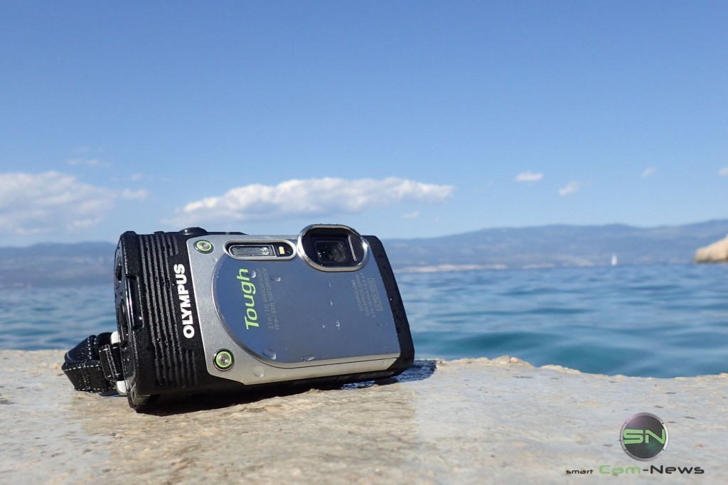 in Action - Olympus TG 850 - SmartCamNews