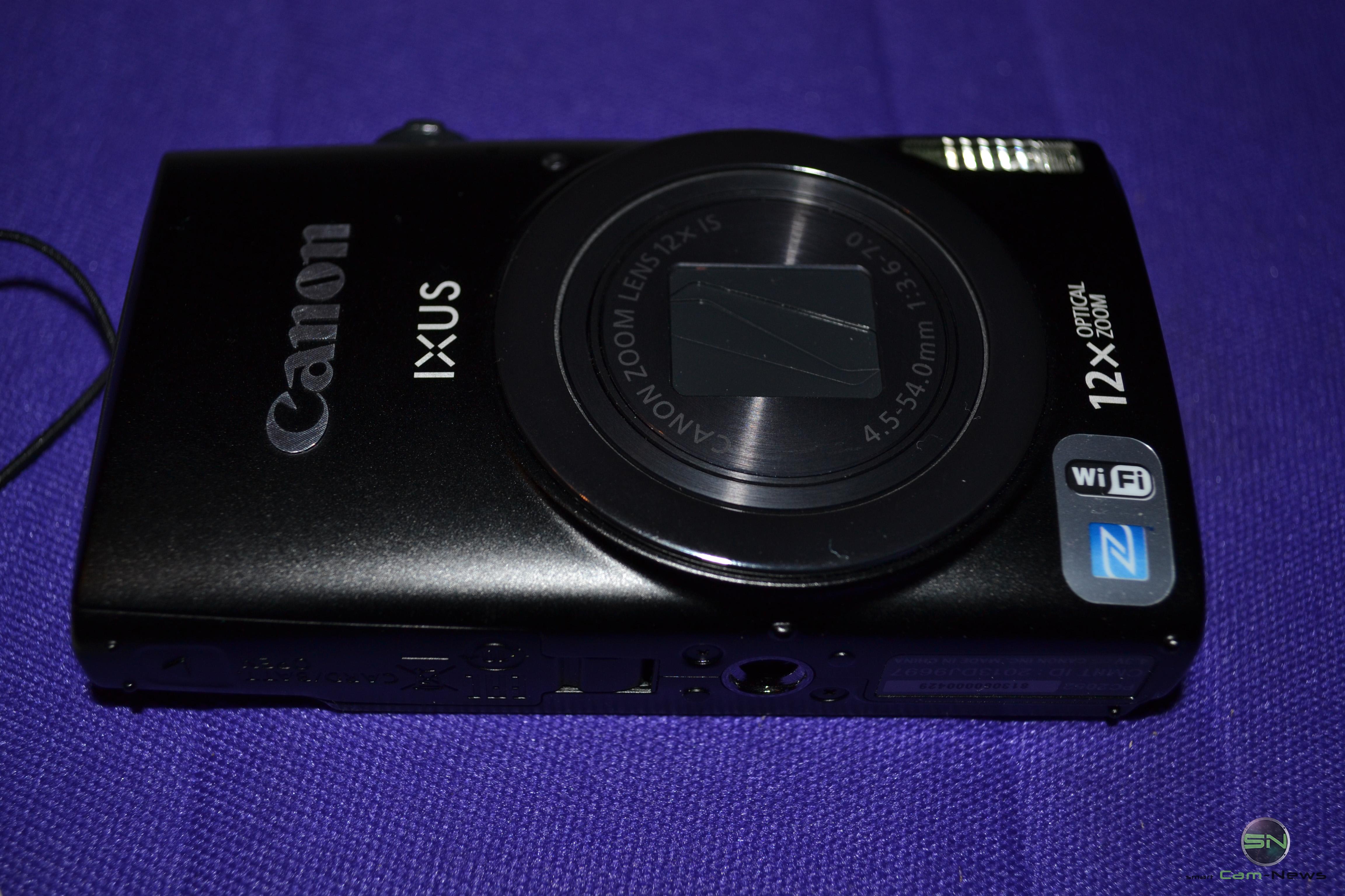 Canon Ixus 265 HS – netter Urlaubsbegleiter