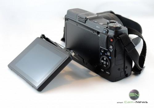 Display Canon G1xmarkII - SmartCamNews