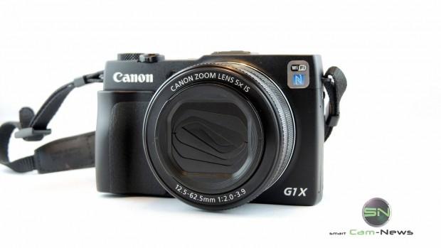 HighEnd Kompakte - Canon G1x mark II - SmartCamNews