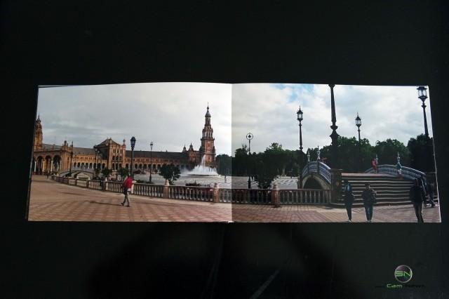Panoramafoto und doppelseitiger Druck - Saal Digital Fotobuch - SmartCamNews