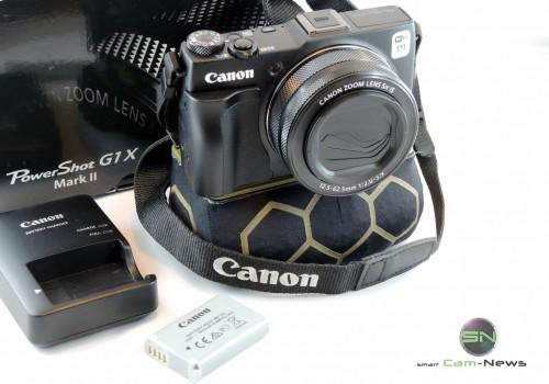 Unboxing - Canon G1x mark II - SmartCamNews