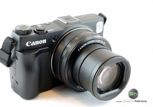 Zoom - Canon G1x mark II - SmartCamNews
