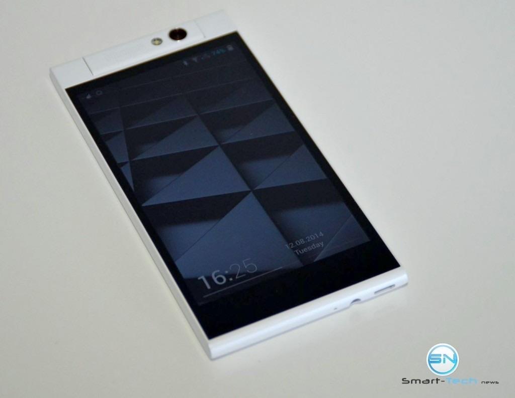 Allview P7 Xtreme – das rumänische Spitzenphone
