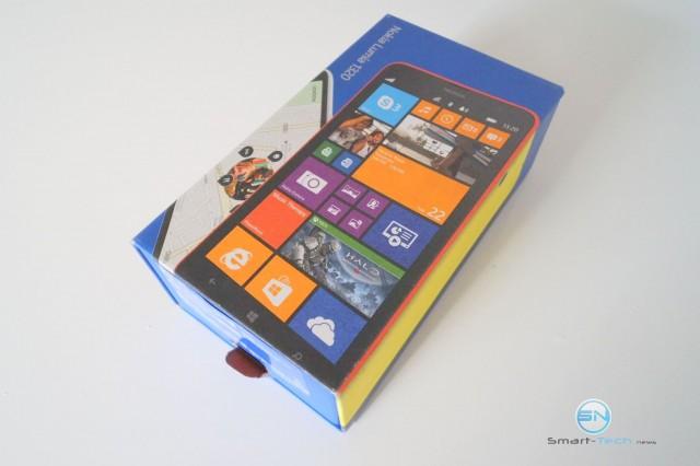 Lumia 1320 Phablet im Langzeittest