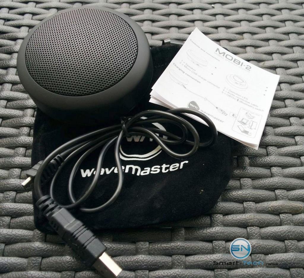 Bluetooth Speaker – Mobi Wavemaster 2