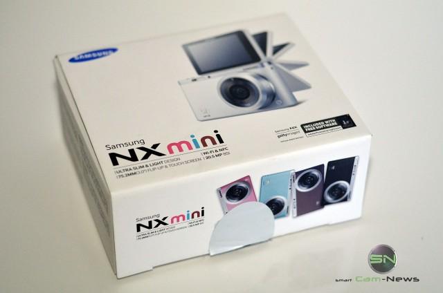 Verpackung - Samsung NX Mini