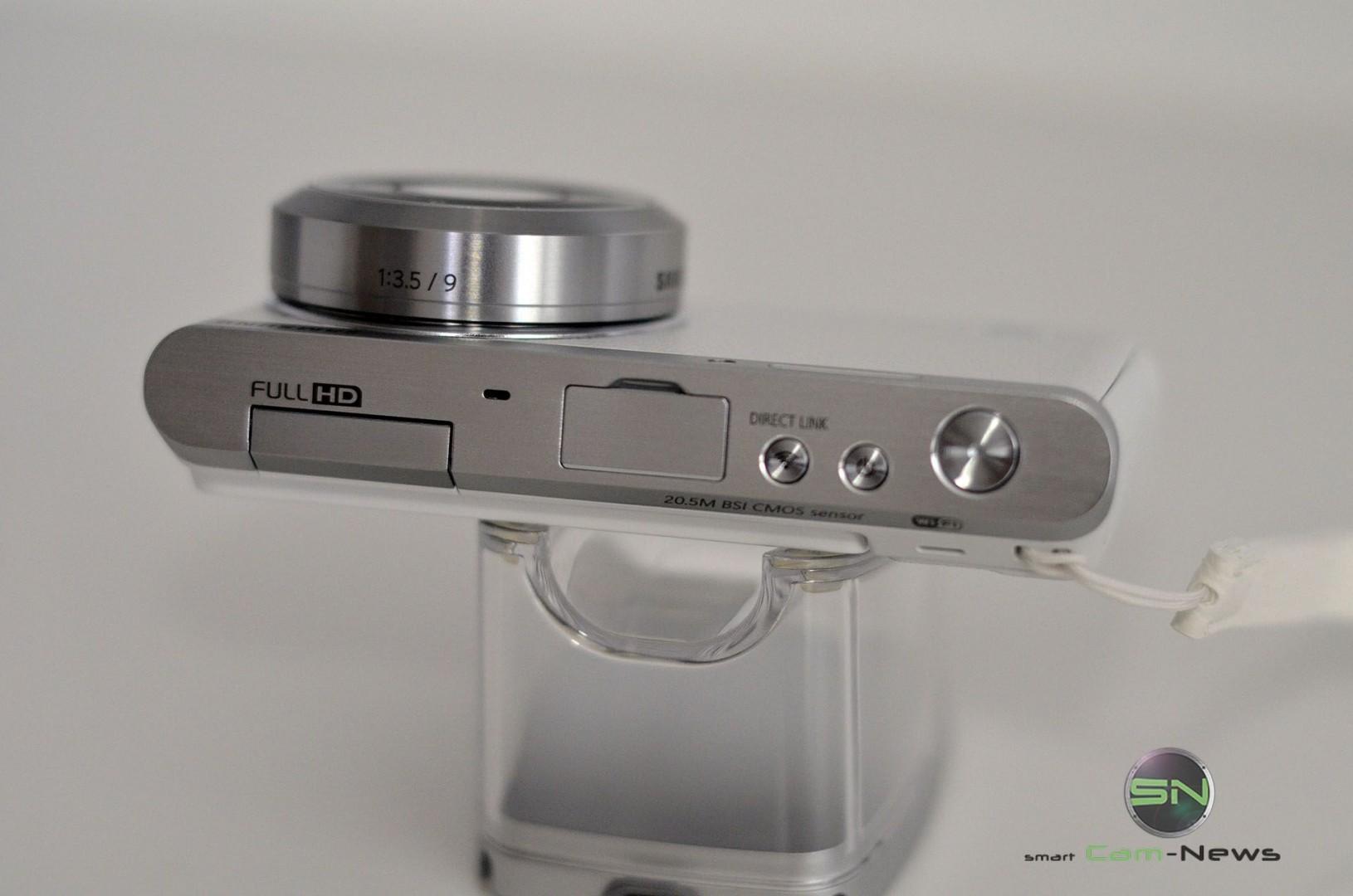 Oberseite - Samsung NX Mini