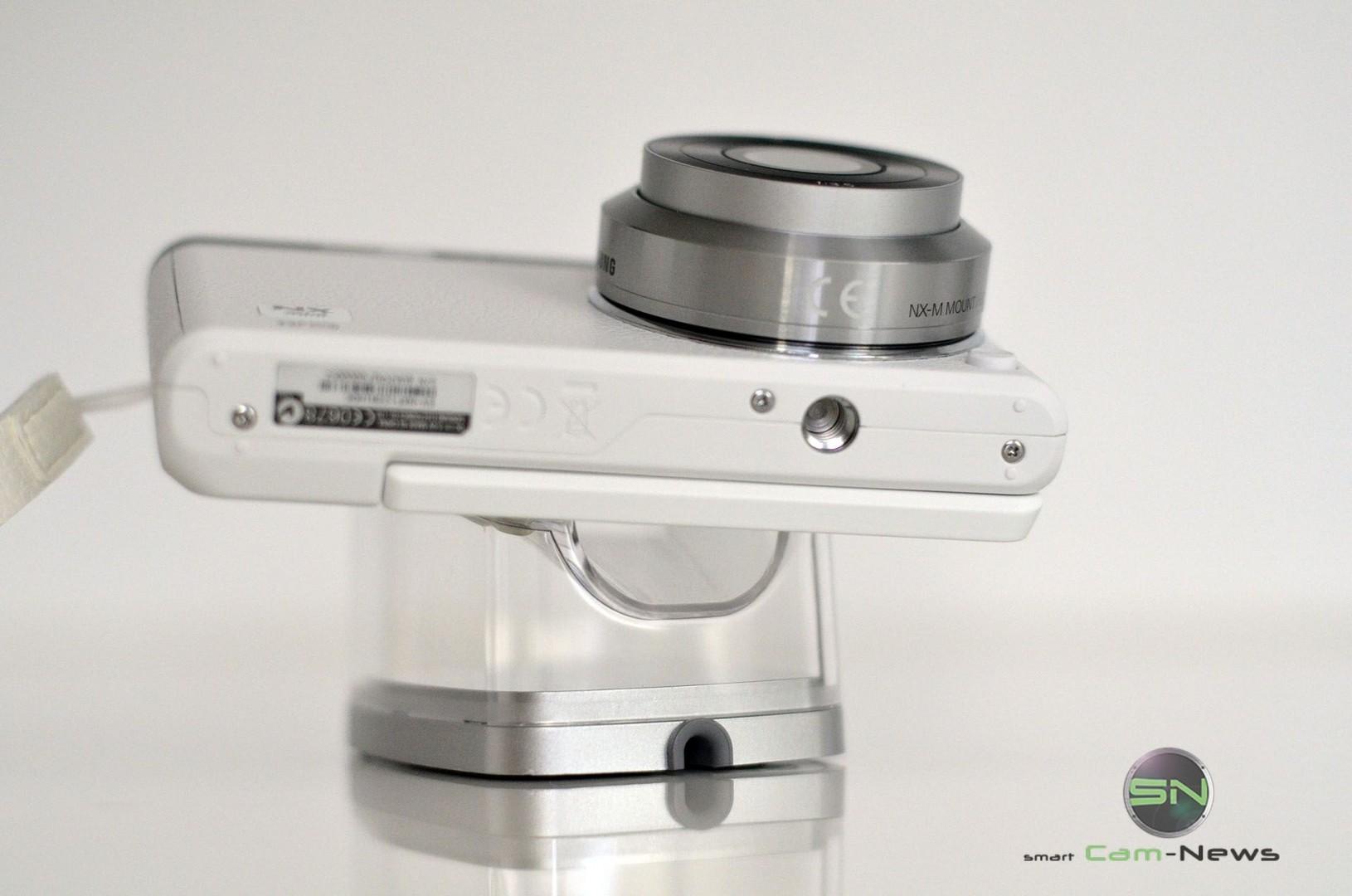 Unterseite - Samsung NX Mini