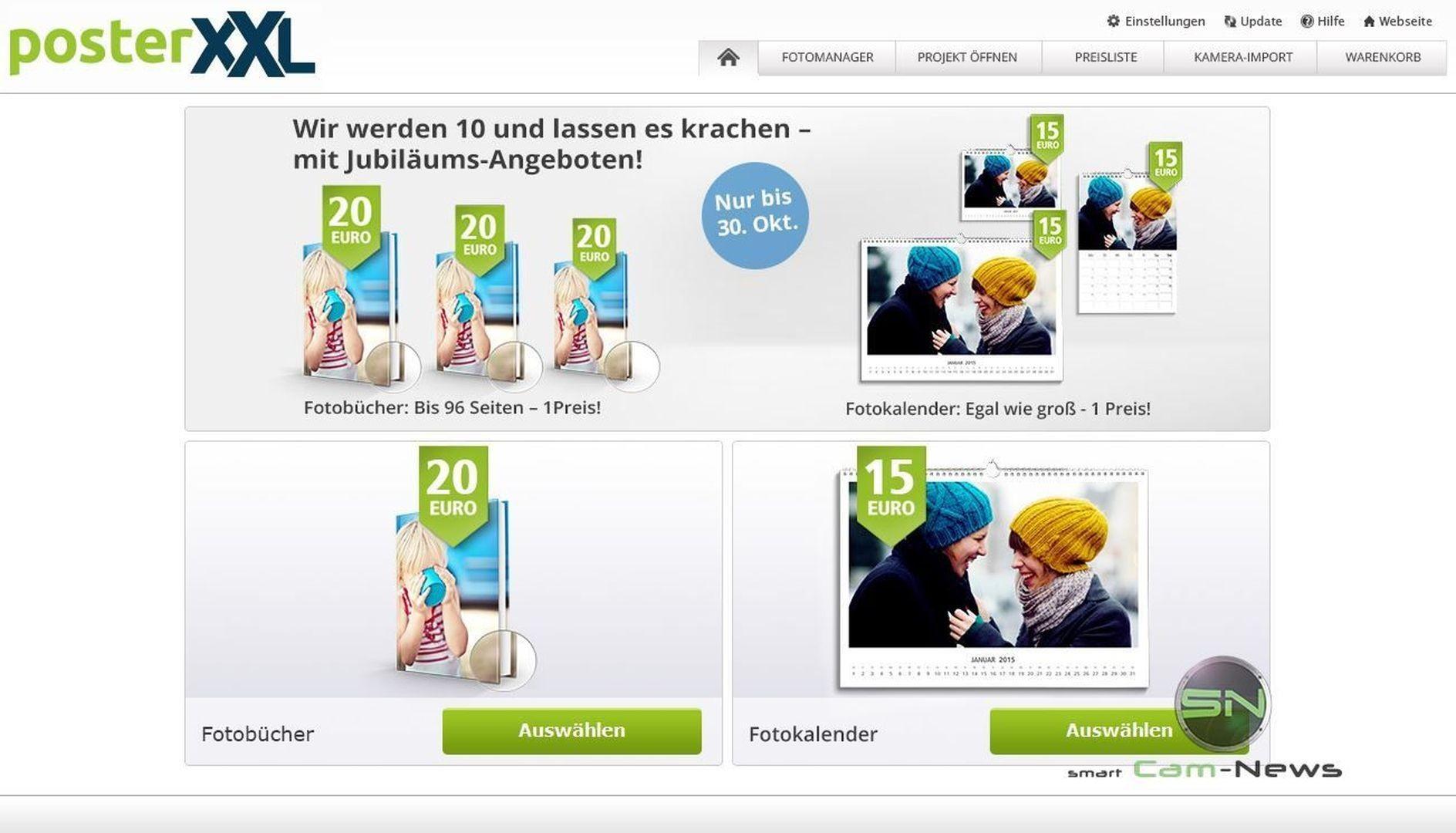 Startseite Poster XXL - smartcamnews.eu