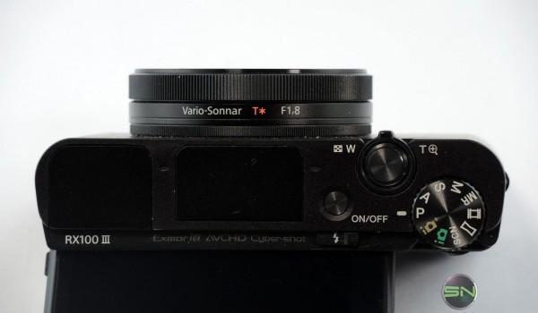 Blende f1,8 Zeiss - Sony RX100mIII - SmartCamNews