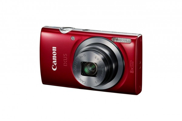 IXUS 165 RED Horizontal FSL