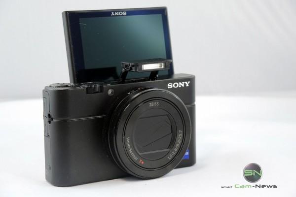 Selfie Display - Sony RX100 mIII - SmartCamNews
