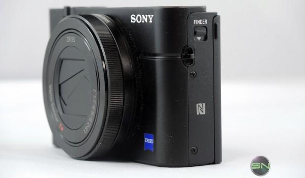 Sucher Aktivierung - Sony RX100 mIII