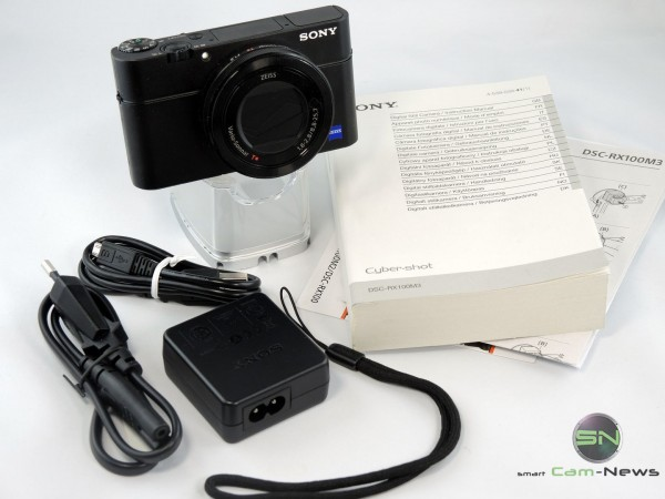 Unboxing - Sony RX100 mIII - SmartCamNews